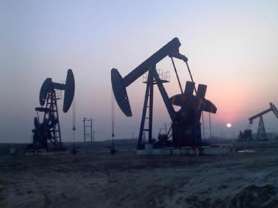 """油田在检测数据里""""淘真金"""""""